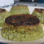 Muffin de acelga