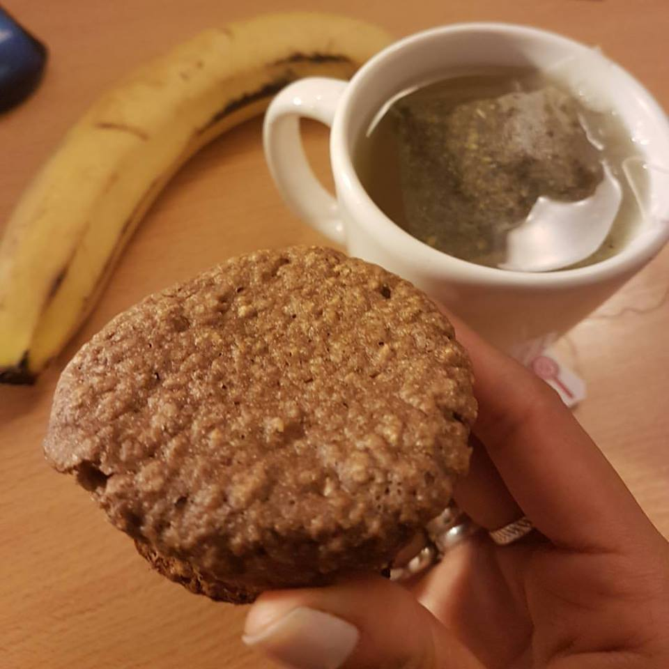 Muffin de dulce de leche